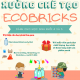 """XƯỞNG CHẾ TẠO ECOBRICKS"""