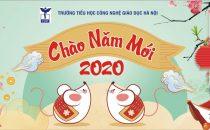 CHƯƠNG TRÌNH CHÀO NĂM MỚI 2020