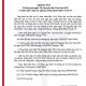 THÔNG BÁO  (Về thời gian nghỉ Tết Nguyên đán Tân Sửu 2021 và thực hiện công tác phòng, chống dịch bệnh Covid-19)